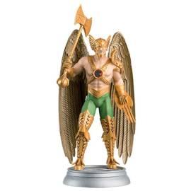 DC Chess Eaglemoss 56 The savage Hawkman white pawn-