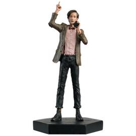 Doctor Who Eaglemoss 001 The eleventh doctor-
