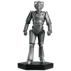 Doctor Who Eaglemoss 003 Cyber controller-