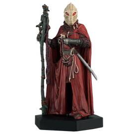 Doctor Who Eaglemoss 020 Sycorax leader-