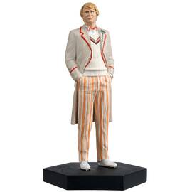 Doctor Who Eaglemoss 034 the fifth doctor-