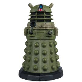 Doctor Who Eaglemoss 035 ironside Dalek-