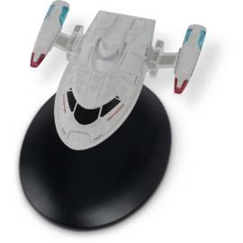Eaglemoss Star Trek 075 Enterprise NCC-1701-E Captain's Yacht Starship Model-