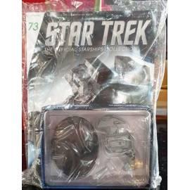 Eaglemoss Star Trek 073 Borg Renegades' Ship - new, blister sealed-