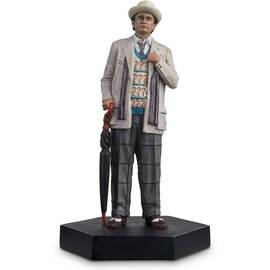 Doctor Who Eaglemoss 051 The Seventh Doctor Figurine-