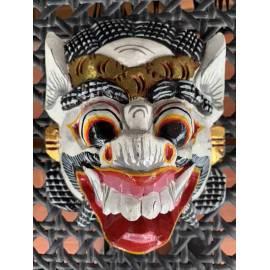 Masque de Bali pour la décoration murale-