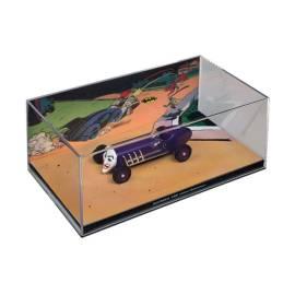 Batman Automobilia Eaglemoss 53 Le Joker Roadster-