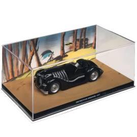 Batman Automobilia Eaglemoss 57 Bandes dessinées de détective # 37 Batmobile-
