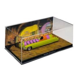 Batman Automobilia Eaglemoss 60 Batman # 63: modèle Moth-mobile-