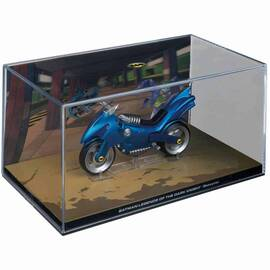 Batman Automobilia Eaglemoss 38 BATMAN: LEGENDS OF THE DARK KNIGHT (BIKE)-