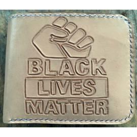 Black Lives Matter wallet-