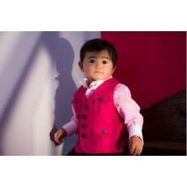 Giuseppe-Pink Fisherman's vest-