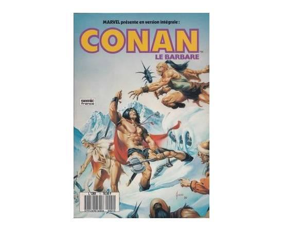 Conan le barbare 01 -  Editions Lug - Semic-