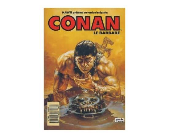 Conan le barbare 02 -  Editions Lug - Semic-