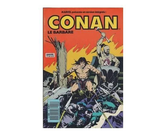 Conan le barbare 03 -  Editions Lug - Semic-