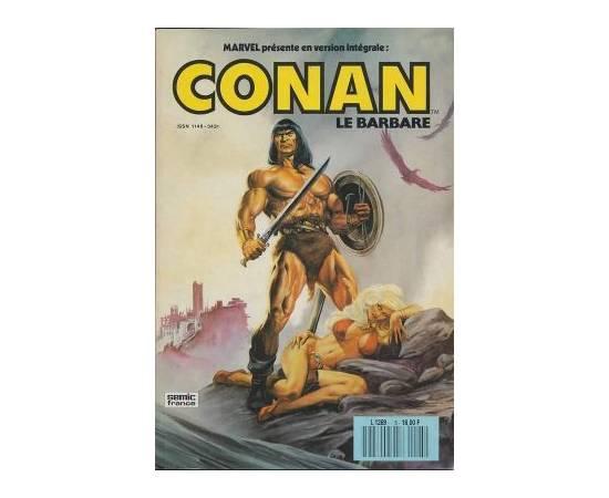 Conan le barbare 05 -  Editions Lug - Semic-