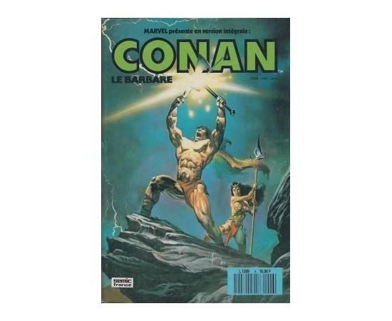 Conan le barbare 06 -  Editions Lug - Semic-