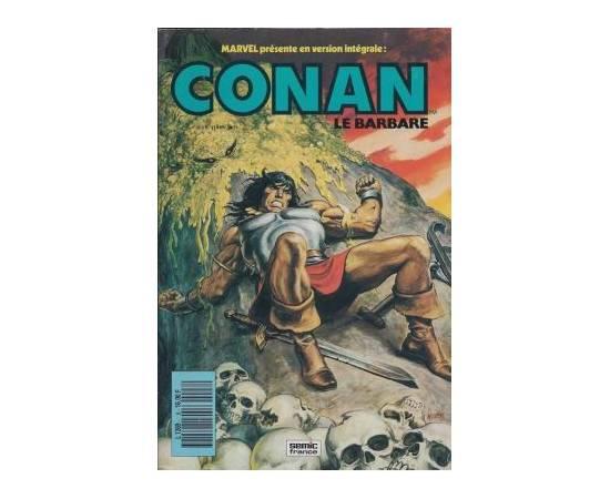 Conan le barbare 08 - Editions Lug - Semic-
