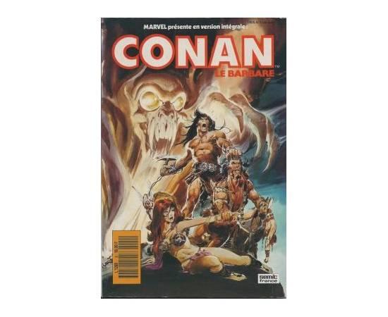 Conan le barbare 09 - Editions Lug - Semic-