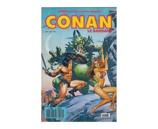 Conan le barbare 10 -  Editions Lug - Semic-