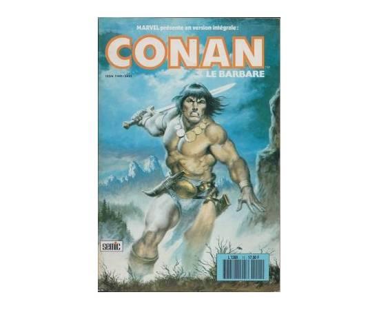 Conan le barbare 11 -  Editions Lug - Semic-