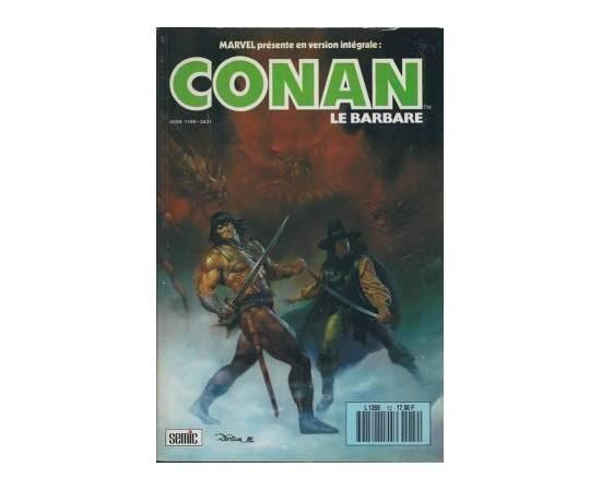 Conan le barbare 12 -  Editions Lug - Semic-