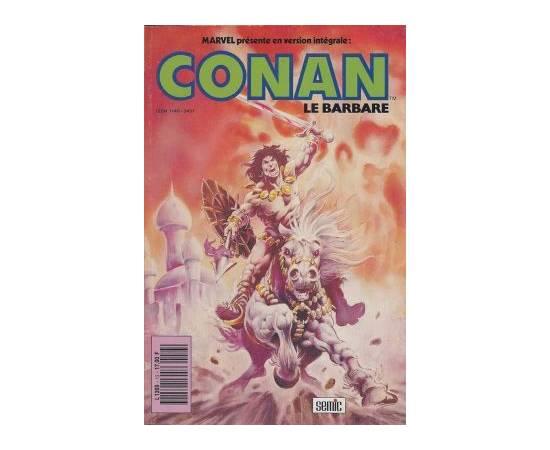 Conan le barbare 13 -  Editions Lug - Semic-