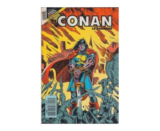Conan le barbare 15 - Editions Lug - Semic-
