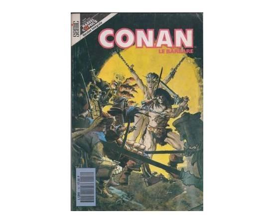 Conan le barbare 16 -  Editions Lug - Semic-