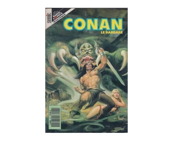 Conan le barbare 21 -  Editions Lug - Semic-