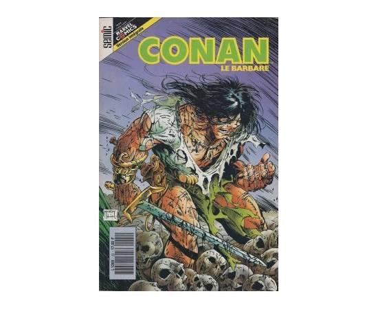 Conan le barbare 22 -  Editions Lug - Semic-