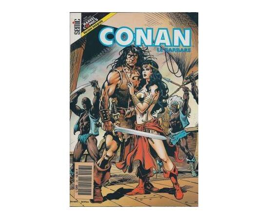 Conan le barbare 23 - Editions Lug - Semic-