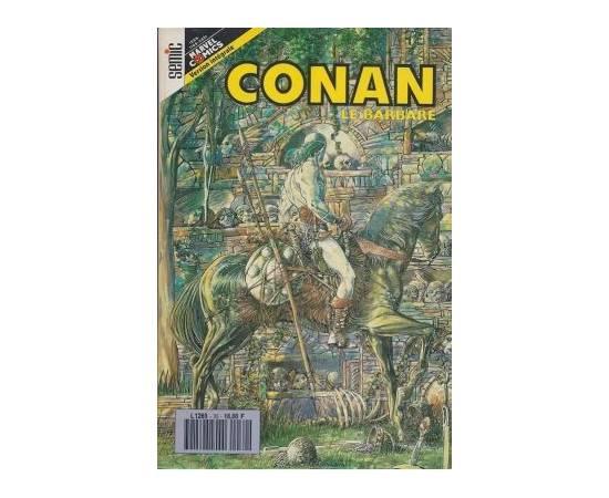 Conan le barbare 30 -  Editions Lug - Semic-
