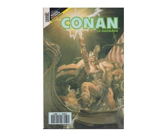 Conan le barbare 31 -  Editions Lug - Semic-
