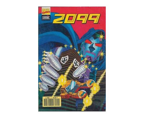 2099 04 -  Editions Lug - Semic-