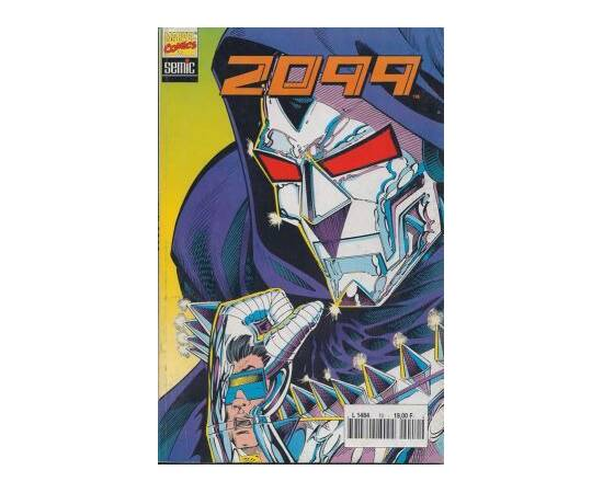 2099 10 -  Editions Lug - Semic-