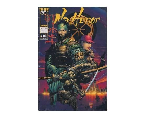 No honor 1 -  Editions Lug - Semic-