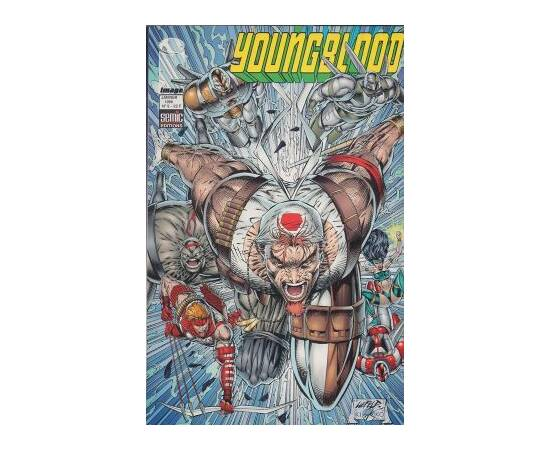 Youngblood 5 -  Editions Lug - Semic-