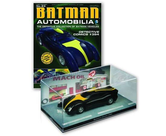 Batman Automobilia Eaglemoss 23 Detective comics 394-