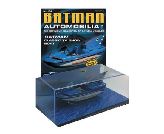 Batman Automobilia Eaglemoss 24 Batboat-