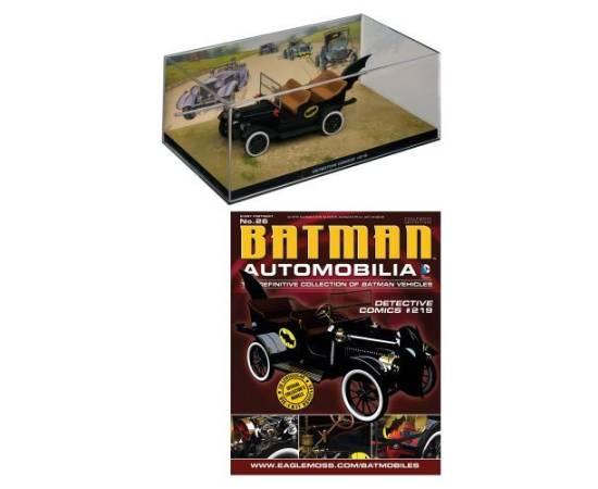Batman Automobilia Eaglemoss 26 Detective comics 219-