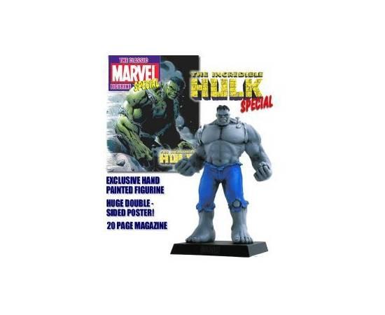 Eaglemoss Marvel Comics Spécial Grey Hulk Variant Edition-