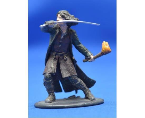 Lord of the rings Eaglemoss 003  Aragorn at Weathertop-