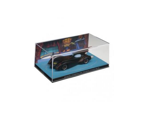 Batman Automobilia Eaglemoss 14 Batman: the brave and the bold animated series-