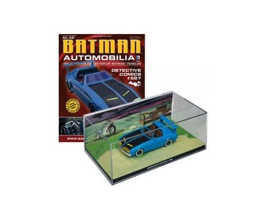 Batman Automobilia Eaglemoss 48 DETECTIVE COMICS #597-