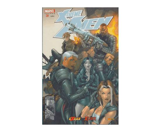 X-treme X-men 31 Collector - Panini Comics-