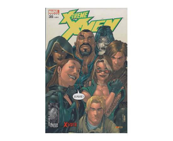 X-treme X-men 35 Collector - Panini Comics-
