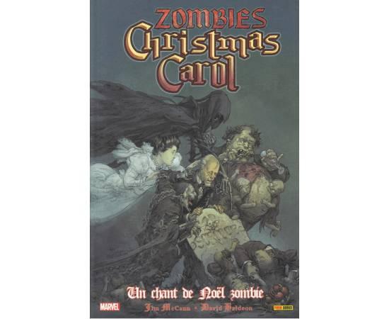 Zombies a Christmas Carol - Panini Comics-