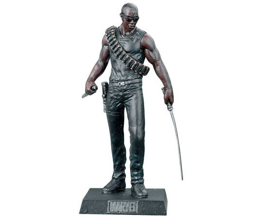 Eaglemoss Marvel Comics 006 Blade boxed-