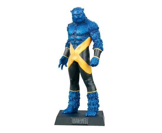 Eaglemoss Marvel Comics 016 The Beast - Le fauve-